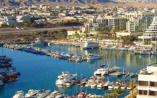 The Most Amazing 5 Star Hotels in Eilat
