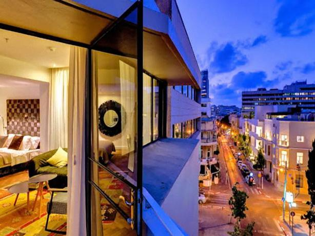 Townhouse Tel Aviv Boutique Hotel