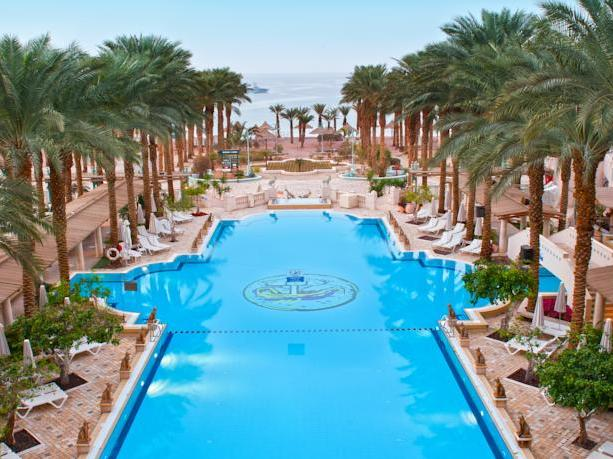 Herods Palace Hotels and Spa Eilat