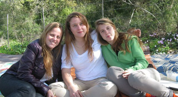 Ofer's daughters