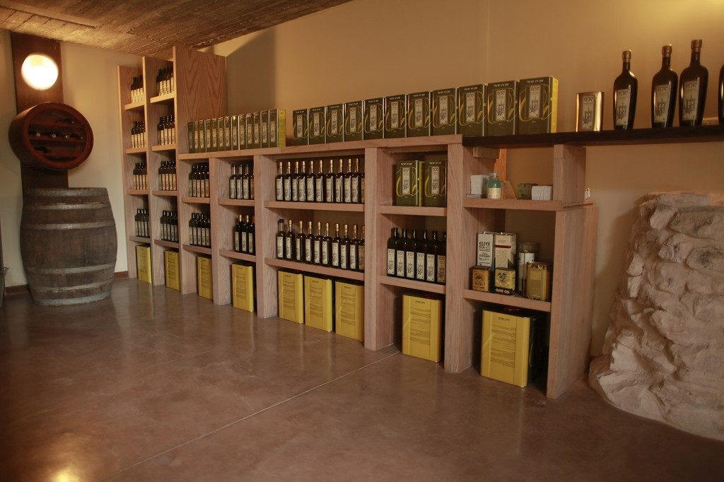 Oil Wine Cellar