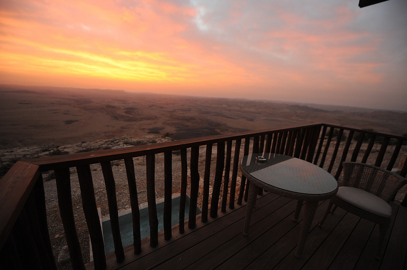 Mitzpe Ramon in the Negev - Beresheet Hotel 5 Stars