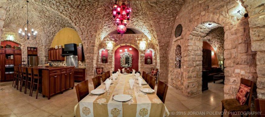 Vacation Villa in Safed