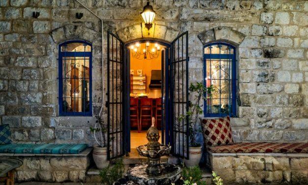Villa Tiferet Vacation Villa in Safed